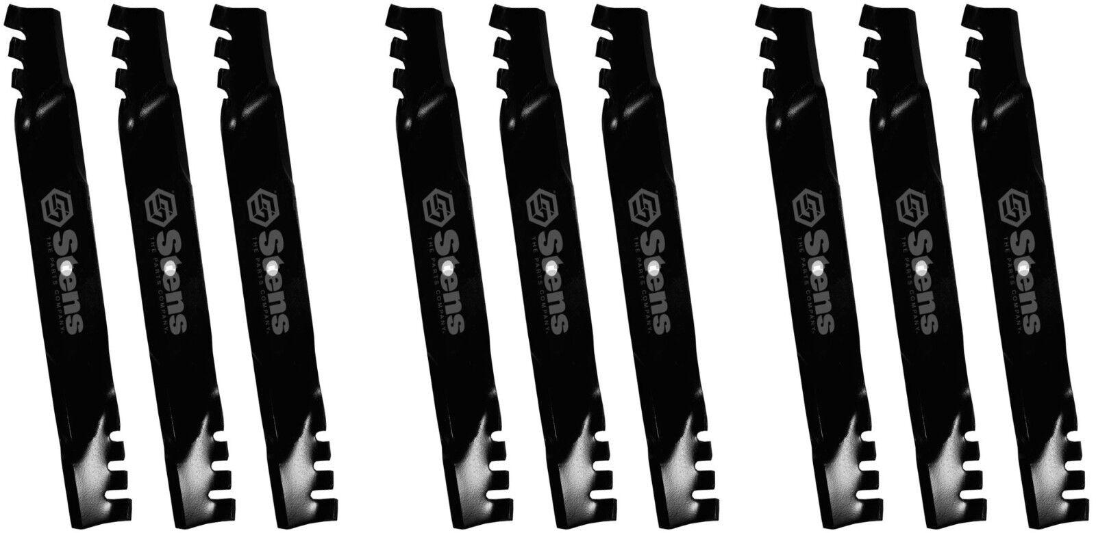 Stens 302-244 Grasshopper 320238 Silver Streak Toothed Blade for sale online
