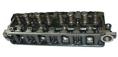 11040-50k00 Cylinder Head With Valvessprings For Nissan H-20 Ii Engine