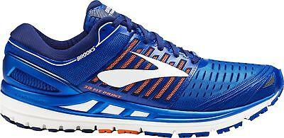 Brooks Transcend 5 Mens Running Shoes - Blue