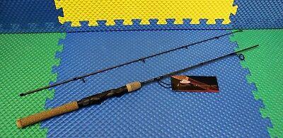 """Berkley Lightning 7/' 0/"""" One Piece Spinning Rod Medium Heavy BSLR701MH 1457812"""