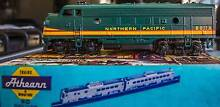Athearn Northern Pacific complete set HO scale Cranbourne North Casey Area Preview