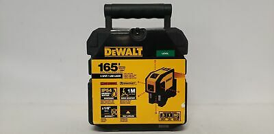 Dewalt DW0851 5 Spot Beam and Horizontal Line Lazer Level