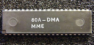 9 Stück 9 pieces Z8410AB1 Z80A DMA Controller DIP40  4MHz Z8410  NEU NEW ~