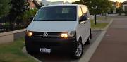 Volkswagen transporter 2014 Dudley Park Mandurah Area Preview