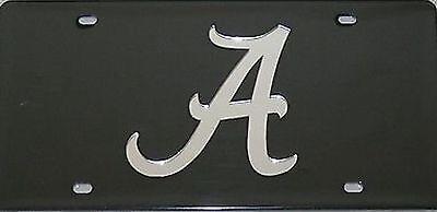 - Alabama Crimson Tide Laser Cut Inlaid License Plate / Car Tag Licensed NCAA