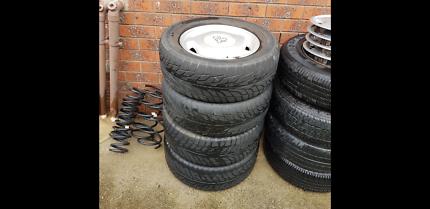 Holden vn calais wheels x4