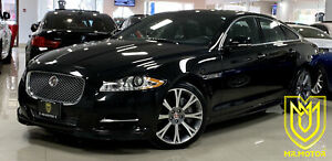 2015 Jaguar XJ 3.0L SPORT EDITION|20RIMS|1 OWNER|NO ACCIDENT