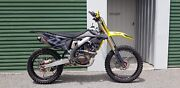 Suzuki Rmz250 290cc Doubleview Stirling Area Preview