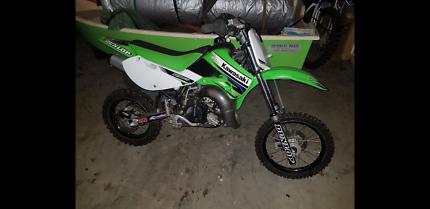 Kx65 Kawasaki 2012