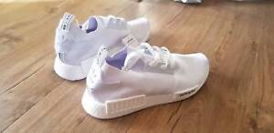 Replica NMD R1 Triple White Japan. Bitcoin Accepted.