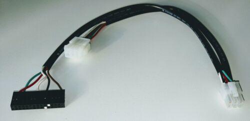 MEI Mars 24 volt VN Series Bill Acceptor Validator MDB Cable Adapter Harness