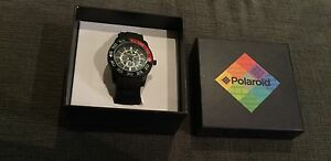 NWT-Polaroid-Watch-116803-SWN-1355-BLACK