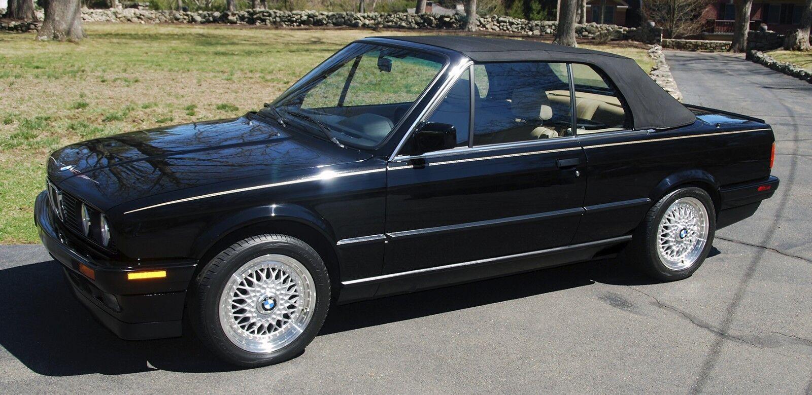 1992 Bmw 325i E30 Convertible
