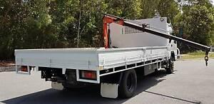 ISUZU NPR 400 SITEC 140 CREW CAB DROPSIDE TRAY/SERVICE TRUCK Noosaville Noosa Area Preview