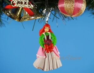 Decoration-Xmas-Ornament-Tree-Home-Decor-Disney-Princess-Mermaid-Ariel-K1018-F