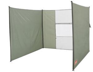 COLEMAN CLASSIC WINDSHIELD windbreak shield beach camping fishing blocker 205088