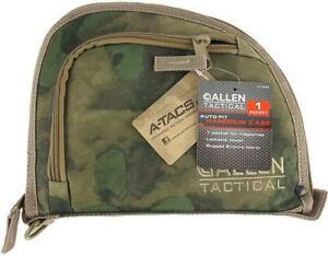 NEW ALLEN TACTICAL AIRSOFT - PAINTBALL HANDGUN CAMO SOFT CASE - YES WE KNOW OUR PRICES ARE CRAZY!!!