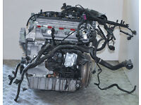 VW Passat CC 2.0 TDI Diesel 103kw 2012 BARE ENGINE CFF