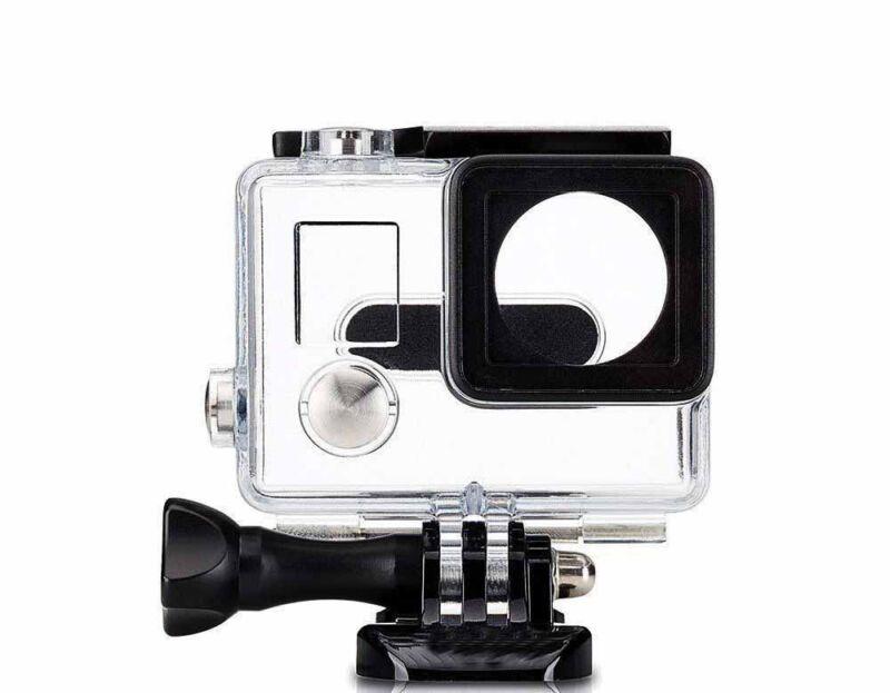 Waterproof Diving Housing Case FIT GoPro Hero 3+/Hero 4 Plus Accessory New