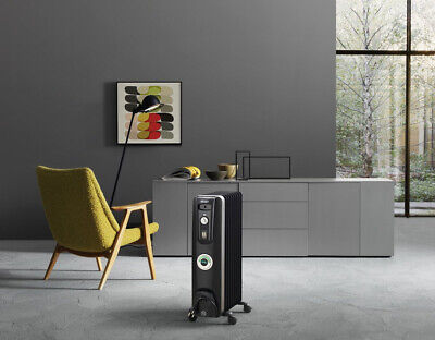 energy efficient full room portable space heater