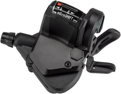 microSHIFT DS85 Right Twist Shifter 9-Speed Optical Gear Indicator Shimano