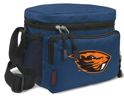 Oregon State Lunch Bag BEST OSU Beavers Lunch Box Tote WELL MADE!