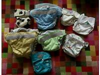 Preloved cloth nappies