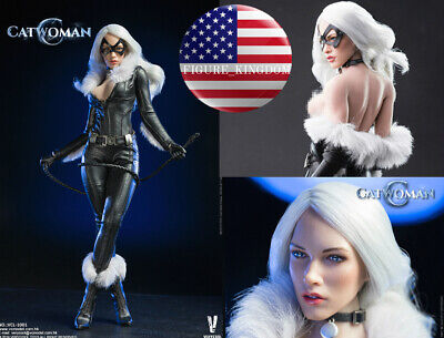 1/6 VERYCOOL VCL-1001 Catwoman Costume Set FOR PHICEN HotToys Female Figure❶USA❶