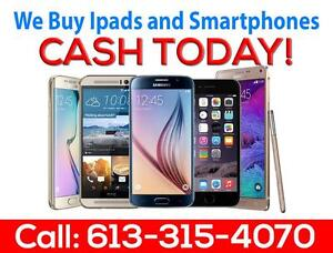 MUST Sell Your Iphone Or Tablet FAST? Instant CASH For Iphone 5, Iphone 6 Iphone 7! Call Or Text 613-315-4070