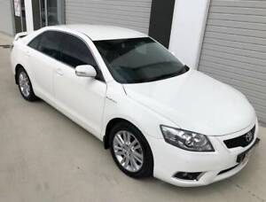 1 OWNER, NON SMOKER LOW KMS 2011 TOYOTA AURION TOURING EDITION