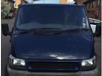 55 reg Ford transit diesel side londing door mot