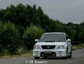 **RARE -Subaru Forester STi 2 Type M.