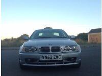 BMW 320CI SE 2002