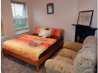 A large double room in Brixton hill