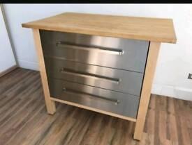 Ikea Ârde drawer unit