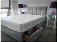 🔥🔥 CHRISTMAS SALE 🔥🔥 BRAND NEW Divan Bed Set. FREE DELIVERY INCLUDED!!!