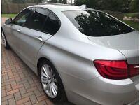 BMW 525d Silver 12 mths MOT
