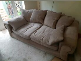 THREE SEATER SOFA NEED GONE ASAP
