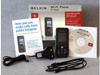 Belkin Wi-Fi Skype Phone