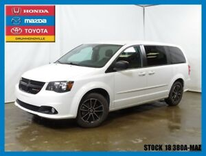 2014 Dodge Grand Caravan SXT/BLACKTOP/DVD+STOWNGO+CAM