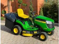"John Deere X135R Ride on mower - 36"" deck - lawnmower - Honda / Stiga / Toro"