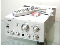 Teac Reference A-H300 Mk2 Integrated Amplifier + Remote Control