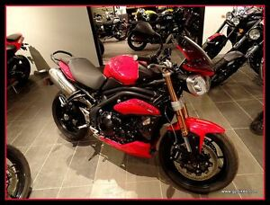2011 Triumph Speed Triple -