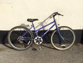 Ladies Raleigh mountain bike 16'' frame £45
