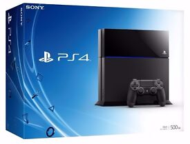 New Ps4 500GB Deal