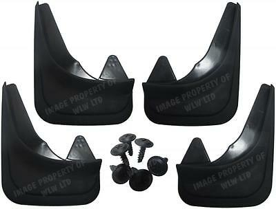 Rubber Moulded Universal Fit MUDFLAPS Mud Flaps for BMW 3/5/7 Series