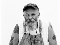 2 Seasick Steve tickets. Standing. Wembley. Friday 14th October 2016. Can exchange at venue.