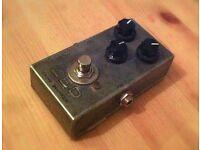 Mana Zed Overdrive pedal (Valco Supro 16T emulation)