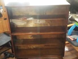 Herbert E Gibbs unit/bookcase.