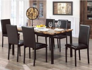 DINING SET AVAILABLE AT REASONABLE PRICE (ID-235)